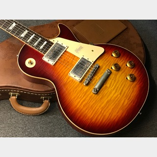 Gibson Custom Shop Historic Collection 1959 Les Paul Standard 2018 VOS (#982613) Vintage Cherry Sunburst