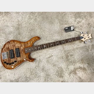 Paul Reed Smith(PRS) Grainger 4-String Bass Autum Burst 10top【アウトレット特価】【2013年製】