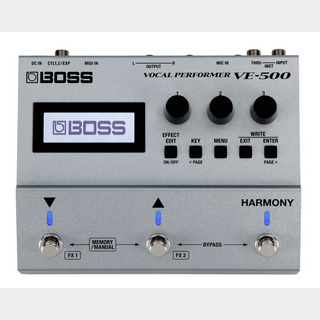 BOSS VE-500 Vocal Performer ボーカル パフォーマー【池袋店】