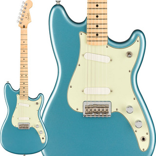 Fender Mexico Player Duo-Sonic (Tidepool/Maple) [Made In Mexico]【お取り寄せ品】