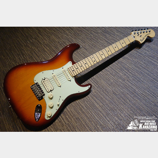 Fender Mexico Deluxe Stratocaster HSS TBS【中古美品!】