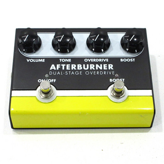 JET CITY AMPLIFICATION AFTERBURNER DUAL-STAGE OVERDRIVE