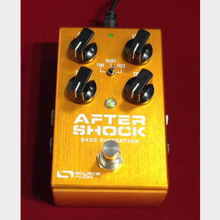 Source AudioSA246 AFTERSHOCK BASS DISTORTION 【箱ボロ特価】