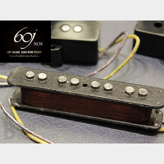 "Tone of Gold / Inner Bamboo 60J NOS ""Jun Takano Hand Wind Pickup"" 【NOSコイル使用/限定12セット】"