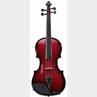 GlasserGlasser AEX Carbon Composite Acoustic-Electric Violin 4string《Red》