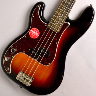 Squier by Fender CV 60s P BASS Left-Handed 3-Color Sunburst #ICSJ200007977【左利き】【送料無料】