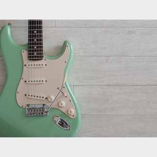 Fender USA Jeff Beck Signature Stratocaster Surf Green