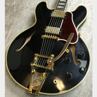 Gibson Custom ShopHistoric Collection Limited Run 1959 ES-355 Reissue w/Bigsby VOS Ebony s/n A90244【4.15kg】