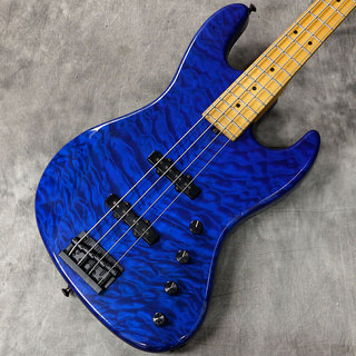 "Sadowsky NYCStandard 4 ""Quilt Maple Top"" Transparent Blue -2007-【新宿店】"