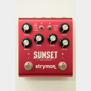 strymon Sunset Dual Overdrive (USED)