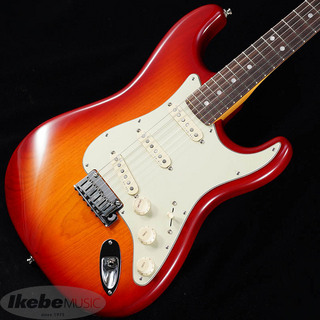 Fender USA American Ultra Stratocaster Ash (Plasma Red Burst/Rosewood) [Made In USA] 【生産完了品】
