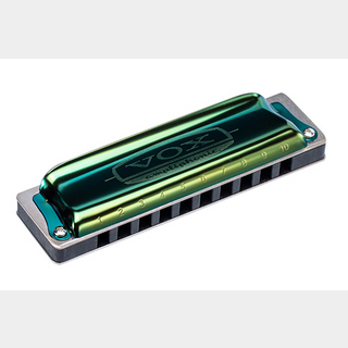 VOXContinental Type 1 Harmonica 【Key-A】