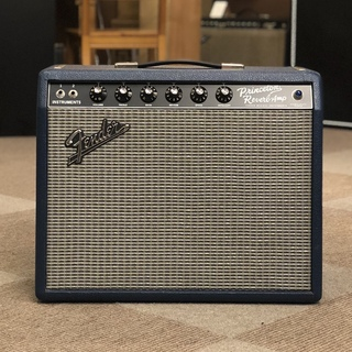 Fender 【美品中古】Factory Special Run 65 Pincetone Reverb Navy Blue