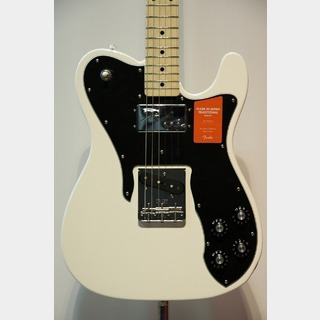 FenderMade In Japan Traditional 70s Telecaster Custom / Arctic White★生産完了品!最終特価★