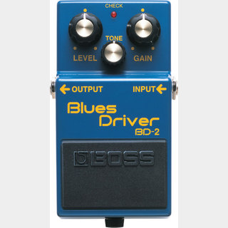 BOSS BD-2 Blues Driver 【決算セール特価】[DM500]