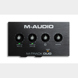 M-AUDIO M-Track Duo 【即納可能】