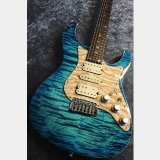 FREEDOM CUSTOM GUITAR RESEARCH Custom Order HYDRA 24F Ash Body  Premium Grade Quilt Maple Top 清波【月刊ハイドラ第五弾】