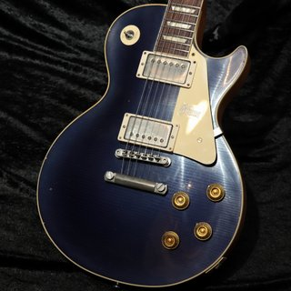 Gibson Custom Shop1957 Les Paul Standard Aged Candy Blue 【御茶ノ水FINEST_GUITARS】