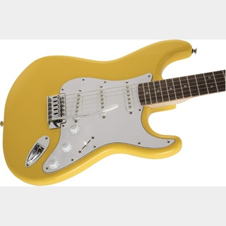Squier by FenderAffinity Stratocaster Laurel Fingerboard Graffiti Yellow 【御茶ノ水本店】