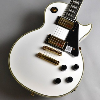 Epiphone Les Paul Custom Pro Lite / Alpine White レスポール カスタム エレキギター