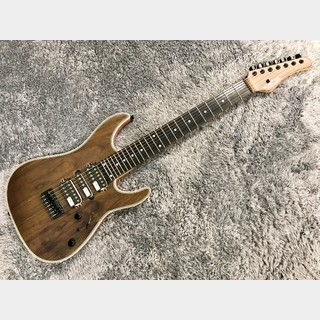 SCHECTER JAPAN NV-7-24-MH-FXD/RNT/E 【アウトレット特価】【限定モデル】【日本製】【7弦】