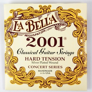 La Bella2001 Hard Tension×3SET クラシックギター弦