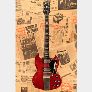 "Gibson 1964/65 SG Standard  ""64 Specification"""