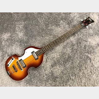 Karl Hofner Ignition Bass Left Hand Sunburst 【左用モデル】【バイオリン・ベース】