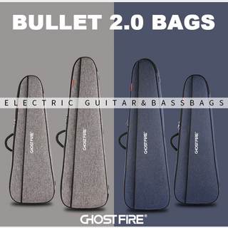 GHOST FIREGuitar Case Bullet2.0 for Guitar ギター用セミハードケース