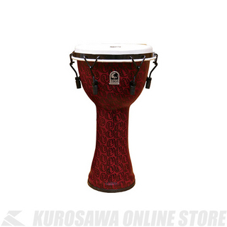 "TOCA Freestyle II Djembe 10"" - Red Mask - Synthetic Head[TF2DM-10RM]《ジャンベ》【送料無料】"