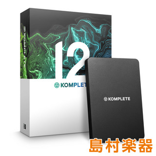 NATIVE INSTRUMENTS KOMPLETE12 通常版【新品特価】