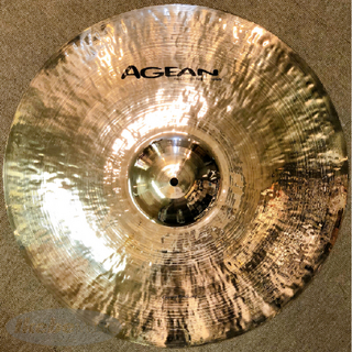 "PAiSTe Custom Brilliant 22"" Ride Thin [2430g] 【展示入替特価品】"