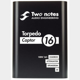 Two Notes Torpedo Captor 16Ω