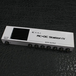 Custom Audio Japan(CAJ) AC / DC STATION IV 【新宿店】