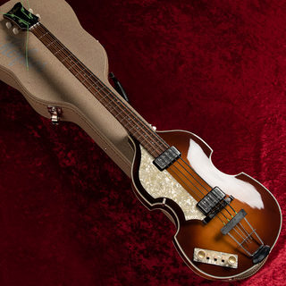 Hofner 500/1 WHP Special Edition (Miyaji 100th Limited Edition) LH Left Hand (Rooftop Mod!!) #14