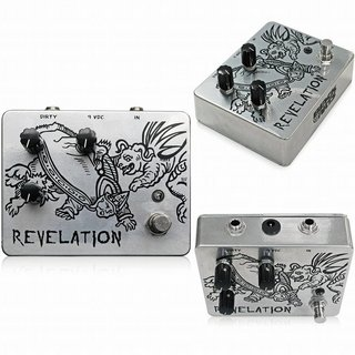 Black Arts Toneworks Revelation Superbass プリアンプ 【Webショップ限定】