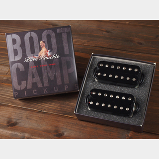 "Bare Knuckle Pickups""Boot Camp Series""  Brute Force  / 7 String Humbucker / Set / Open Black"