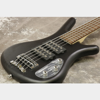 Warwick RockBass Corvette $$ 5-string Nirvana Black Transparent Satin【池袋店】