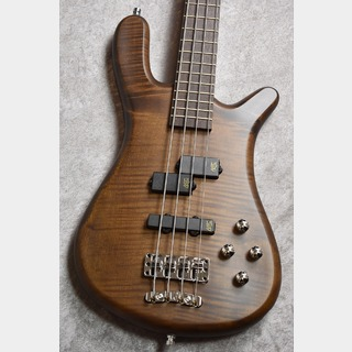 Warwick Teambuild Streamer LX 4 -Antique Tabacco Satin- 【NEW】【駅前店】