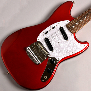 FenderMG69 / MH Candy Apple Red #T087345【美品】【送料無料】
