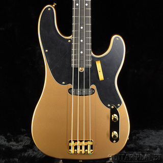 Zeus Custom Guitars ZOPB -Gold-【Lindy Fralin Pickup】【展示品キズあり特価】
