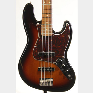FenderVintera 60s Jazz Bass (3Tone Sunburst/Pau Ferro)