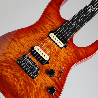 Suhr Custom Modern Trans Honey Burst 2015