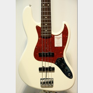 FenderMade in Japan Hybrid 60s Jazz Bass / Arctic White★2日間限定タイムセール!20日まで★