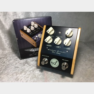 Ashdown Acoustic Preamp Pedal [アコギ用プリアンプ] ☆全品送料無料!7/20 19:59時まで!☆