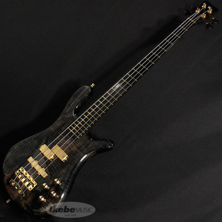 "Warwick Custom Shop Streamer LX4 ""Hand-Selected AAA Coloured Flamed Maple Body/Loud Tuning (Low B to D)"""