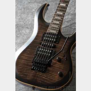 DEAN Michael Angelo Batio Series / Michael Batio MAB3 Flame Top - Trans Blk [MAB3 FM TBK]