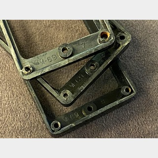 GibsonM-69 Pickup Ring Set 【Vintage】