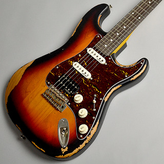 Vintage V6HMRSB ICON SERIES ELECTRIC GUITAR RSB【RELIC SUNBURST/レリックサンバースト】