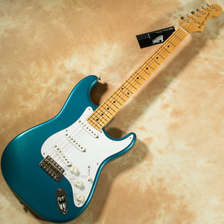 "K.Nyui Custom Guitars KN-ST Alder/Birds Eye Maple ""Tinted"" Neck w/Lollar P.U Vintage Black Face (Lake Placid Blue)"